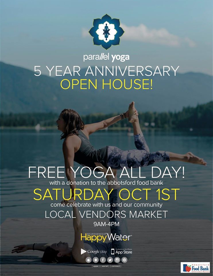 open house parallel yoga