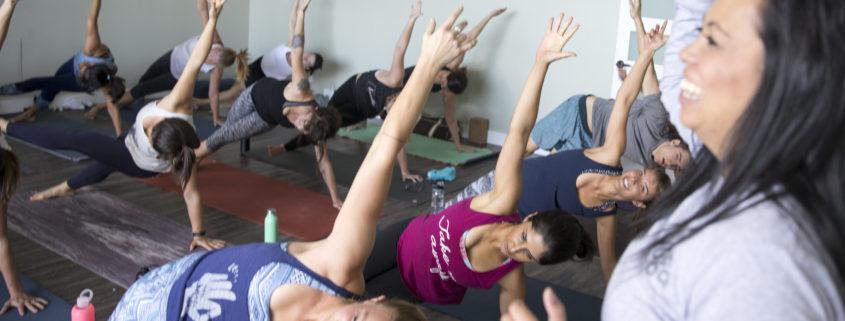 spring clean yoga